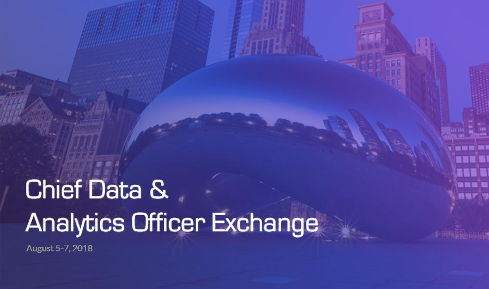chief data analytics officer exchange